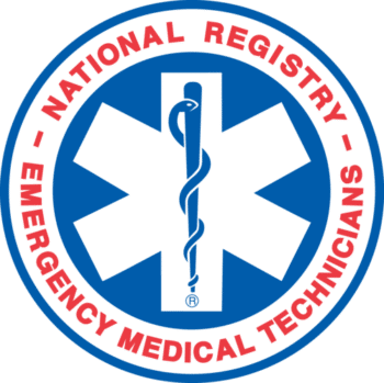 2018 Gold Medallion Sponsor  National Registry of EMT's